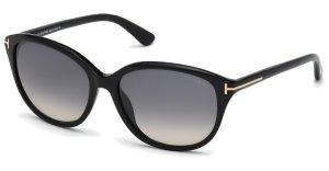 """Tom Ford runde Sonnenbrille """"Karmen"""""""