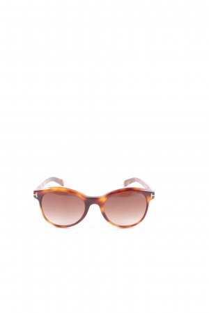 "Tom Ford Round Sunglasses ""Riley"""
