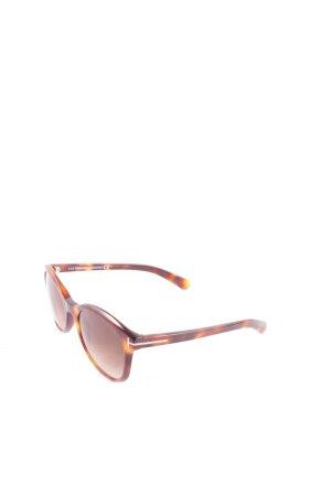 "Tom Ford runde Sonnenbrille ""Riley"""