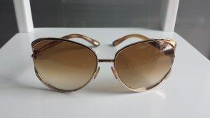 Tom Ford Zonnebril goud-zandig bruin