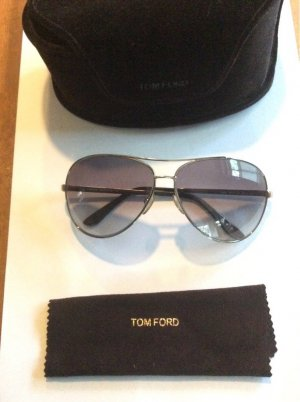 Tom Ford Glasses silver-colored