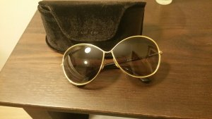 Tom Ford Sunglasses gold-colored-grey