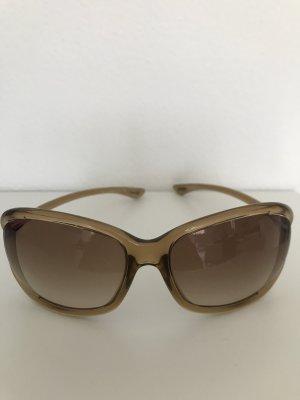 TOM FORD Sonnenbrille Jennifer / Braun Karamell Honig / TF0008 Farbe 614
