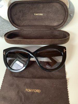 Tom Ford Sonnenbrille schwarz noch kein Jahr alt
