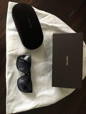 Tom Ford Sonnenbrille schwarz Original