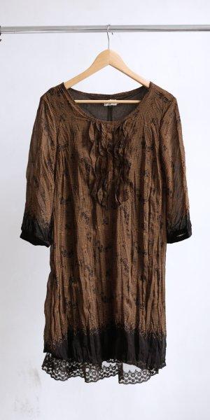 Tom Tailer Blusenkleid mit floralem Muster