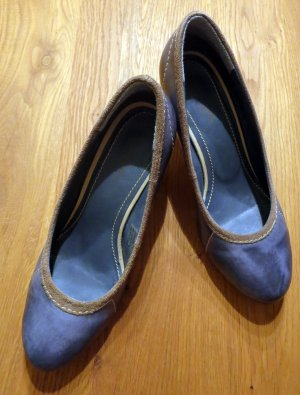 Tom Tailer Pumps jeansblau Gr. 36
