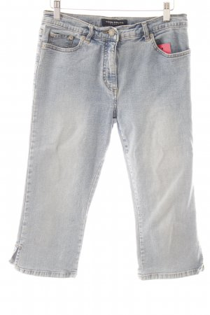 Tom Tailor 3/4-Hose himmelblau Jeans-Optik