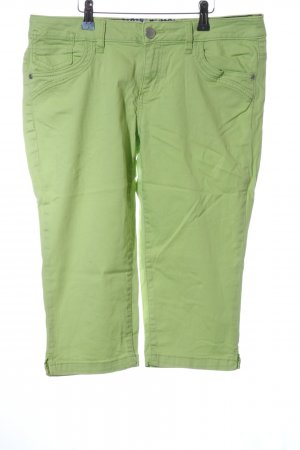 Tom Tailor 3/4 Length Jeans green casual look