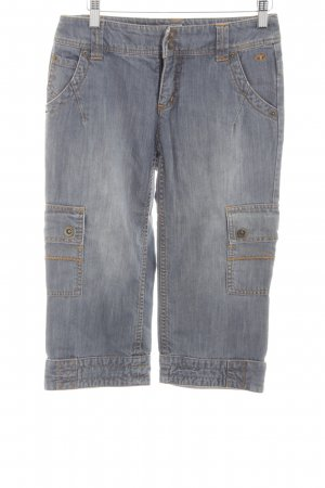 Tom Tailor 3/4 Length Jeans blue casual look