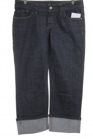 Tom Tailor 3/4 Jeans dunkelblau Casual-Look