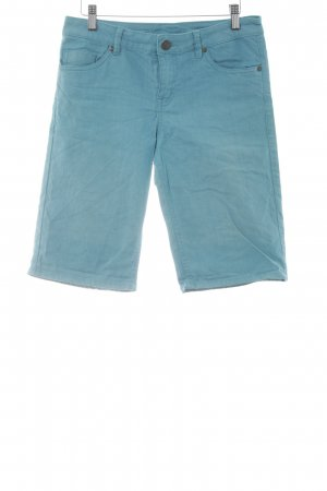 Tom Tailor 3/4-jeans turkoois casual uitstraling