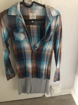 Tom Tailor Camisa de manga larga multicolor