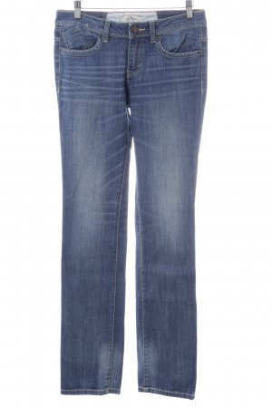 Tom Tailor 7/8-jeans blauw casual uitstraling