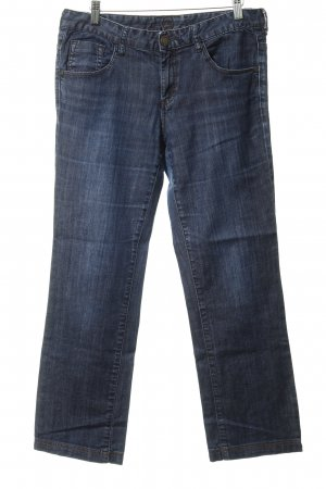Tom Tailor 7/8-jeans donkerblauw casual uitstraling
