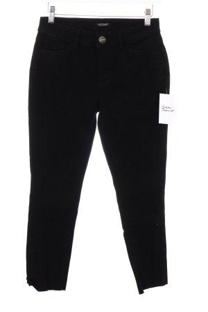 Tom Tailor Jeans a 7/8 nero stile classico