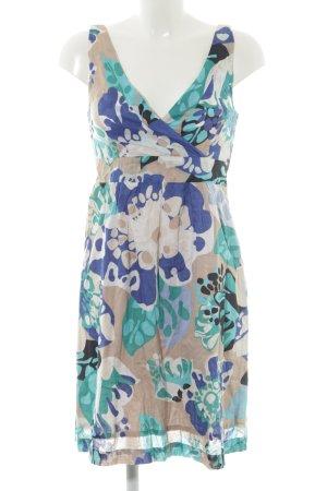 Tom Tailor A-Linien Kleid abstraktes Muster extravaganter Stil