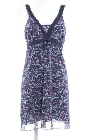 Tom Tailor A-lijn jurk bloemenprint romantische stijl