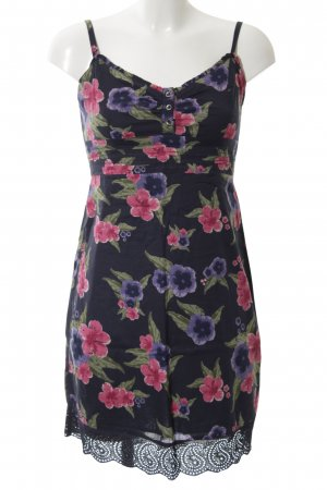 Tom Tailor A-Linien Kleid Blumenmuster Elegant