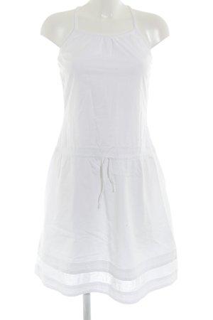 Tom Tailor A-Linien Kleid wollweiß Casual-Look