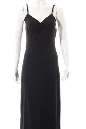 Tom Tailor Abendkleid schwarz Casual-Look