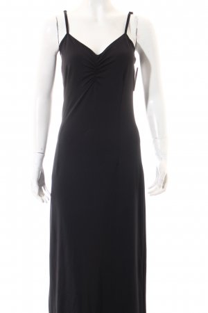 Tom Tailor Abendkleid schwarz Casual-Look