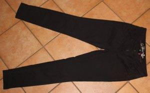 TOM TAILOR ALEXA skinny Jeans/Hose in schwarz Gr.38