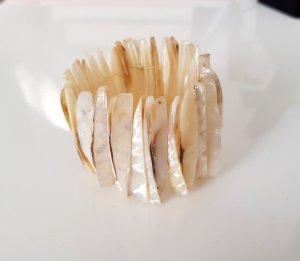 Bracelet white-cream