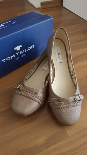 Tom Tailor Ballerina 38 mud