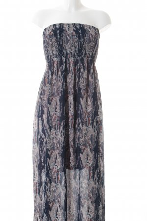 Tom Tailor Bandeaukleid florales Muster Beach-Look