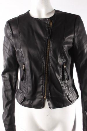 Tom Tailor Bikerjacke Lederimitat