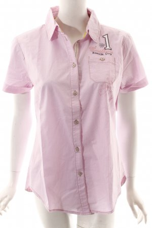 Tom Tailor Bluse rosa Casual-Look
