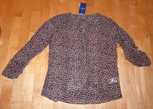 Tom Tailor Bluse Tunika lucy leo blouse 40 Neu m. Etikett