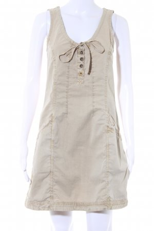 Tom Tailor Blusenkleid beige Casual-Look