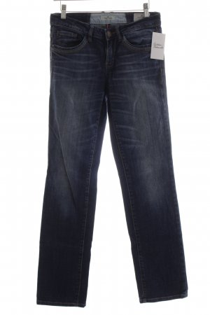 Tom Tailor Boot Cut Jeans dunkelblau Casual-Look