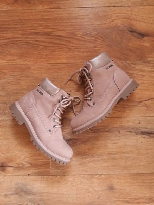 Tom Tailor Lace-up Boots multicolored