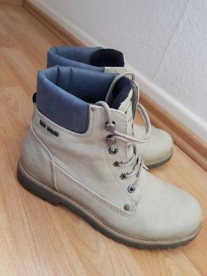 Tom Tailor Snow Boots beige