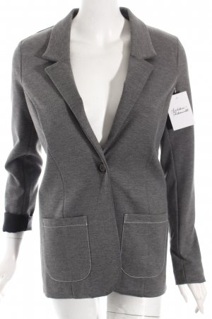 Tom Tailor Boyfriend-Blazer grau Street-Fashion-Look