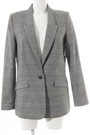 Tom Tailor Boyfriend-Blazer Karomuster Casual-Look