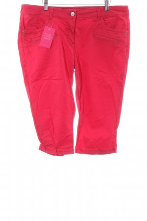 Tom Tailor Caprihose rot Casual-Look