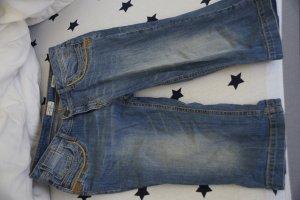 **Tom Tailor Caprihose Sommer Jeans 3/4 Hose**