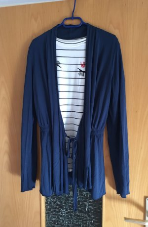 Tom Tailor cardigan dunkelblau gr. M Blogger