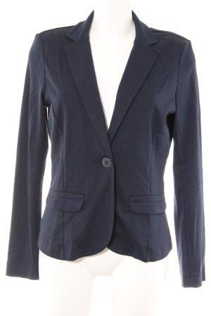 Tom Tailor Cardigan dunkelblau Street-Fashion-Look