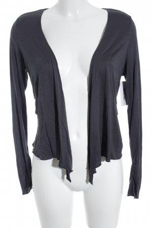 Tom Tailor Cardigan grau Casual-Look