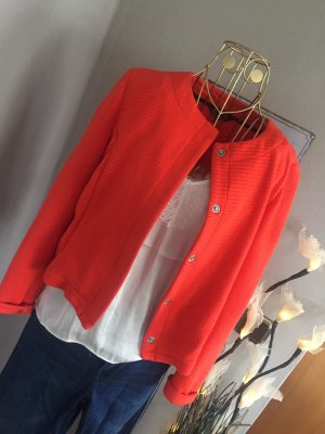Tom Tailor Cardigan Jacke orange Gr. M