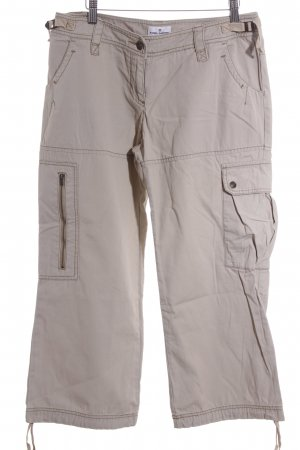 Tom Tailor Cargohose beige
