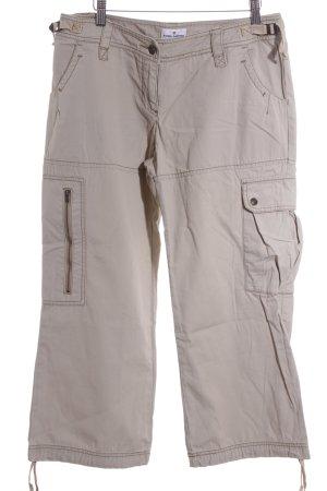 Tom Tailor Cargo Pants beige