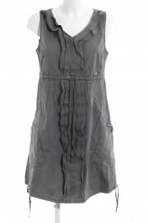 Tom Tailor Cargo Dress grey athletic style