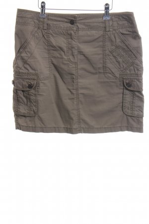 Tom Tailor Cargo Skirt bronze-colored casual look