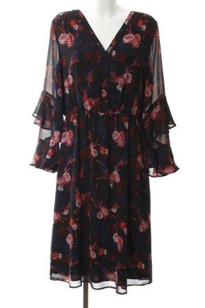 Tom Tailor Chiffon Dress floral pattern romantic style